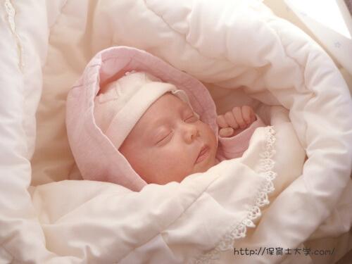 保育園児の赤ちゃん