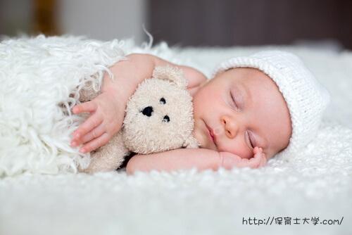 保育園に通う赤ちゃん
